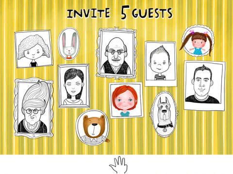 бесплатное мобильное приложение приходи в гости