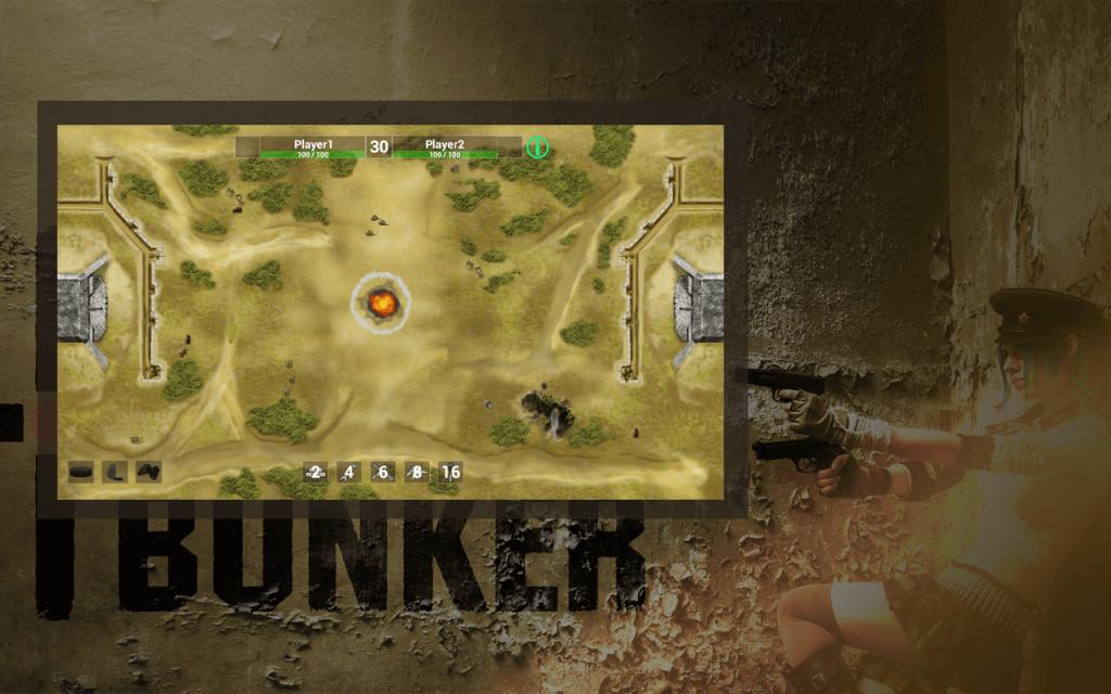 Bunker игра для андроид