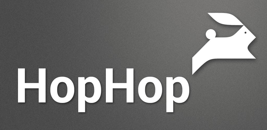 banner HopHop app