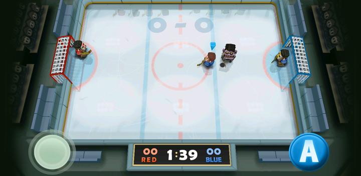 Хоккей Ice Rage на Android. Теперь бесплатно!
