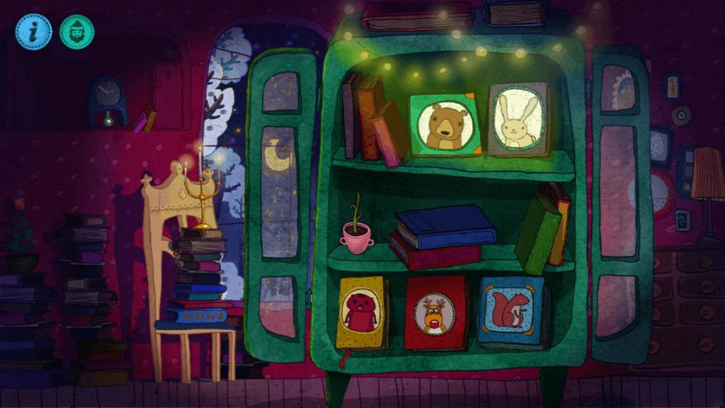 Волшебное приложение «Подарки Деда Мороза»
