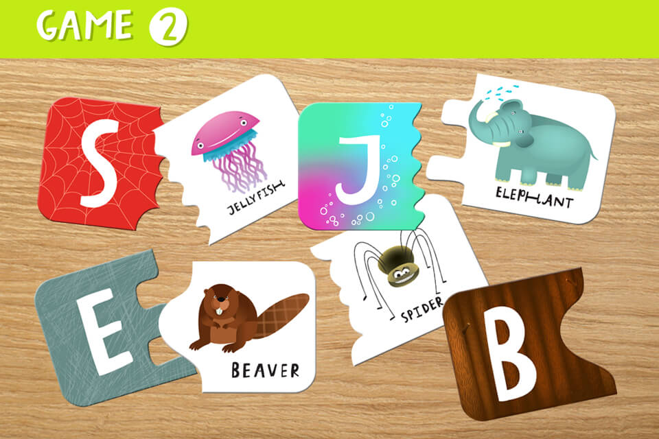 ABC Puzzle Screenshots